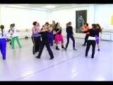 Танец-игра для детей 4-5 лет. Александр Любашин (Санкт-Петербург).